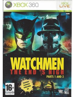 WATCHMEN THE END IS NIGH PARTS 1 AND 2 voor Xbox 360