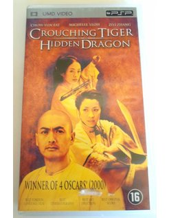 CROUCHING TIGER HIDDEN DRAGON - UMD video for PSP