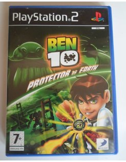 BEN 10 PROTECTOR OF EARTH voor Playstation 2