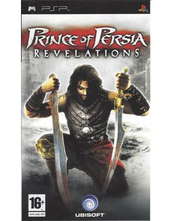 PRINCE OF PERSIA REVELATIONS for PSP