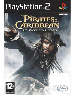 PIRATES OF THE CARIBBEAN - AT WORLD'S END voor Playstation 2