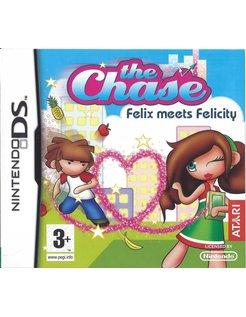 THE CHASE - FELIX MEETS FELICITY für Nintendo DS