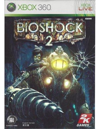 BIOSHOCK 2 voor Xbox 360