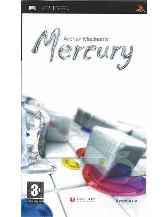 ARCHER MACLEAN'S MERCURY voor PSP