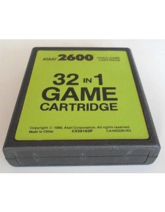 32 IN 1 GAME CARTRIDGE voor Atari 2600