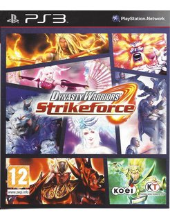 DYNASTY WARRIORS STRIKEFORCE für Playstation 3