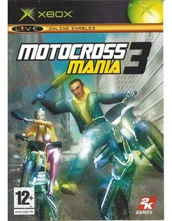 MOTOCROSS MANIA 3 voor Xbox