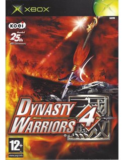 DYNASTY WARRIORS 4 für Xbox