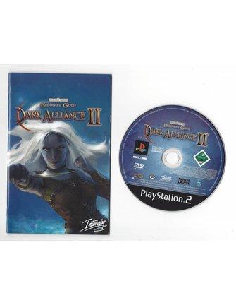 BALDUR'S GATE DARK ALLIANCE II (2) voor Playstation 2 PS2