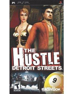 THE HUSTLE DETROIT STREETS voor PSP