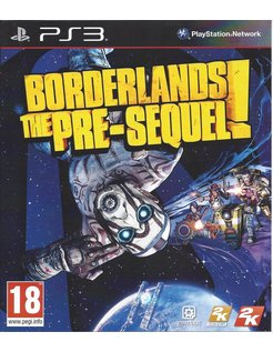 BORDERLANDS THE PRE-SEQUEL voor Playstation 3 PS3