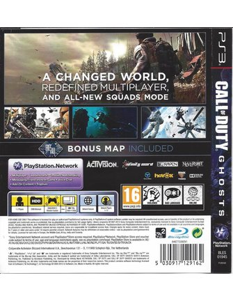 CALL OF DUTY GHOSTS voor Playstation 3 PS3