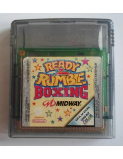 READY 2 RUMBLE BOXING für Nintendo Game Boy Color GBC