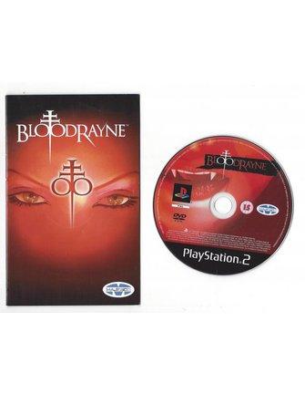 BLOODRAYNE für Playstation 2 PS2