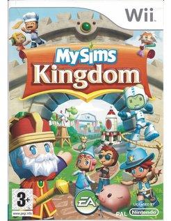MYSIMS MY SIMS KINGDOM voor Nintendo Wii