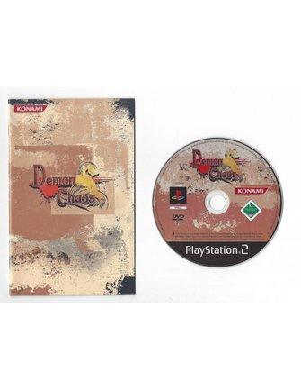 DEMON CHAOS für Playstation 2 PS2