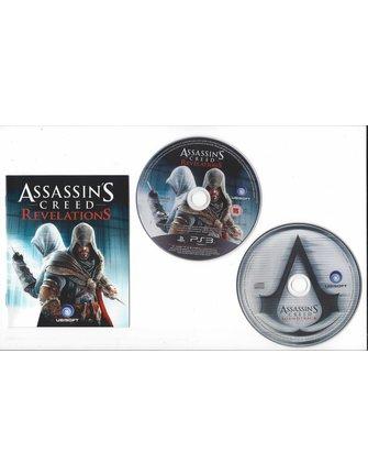 ASSASSIN'S CREED REVELATIONS für Playstation 3 PS3