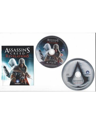 ASSASSIN'S CREED REVELATIONS voor Playstation 3 PS3