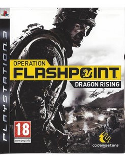 OPERATION FLASHPOINT DRAGON RISING for Playstation 3