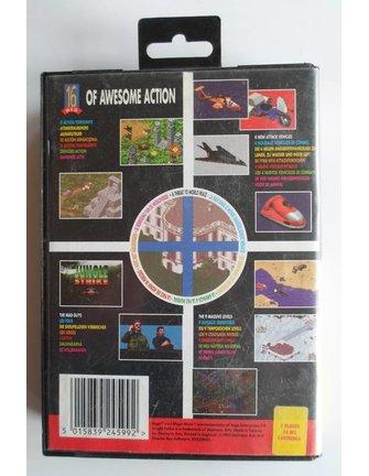 Jungle Strike für Sega Genesis