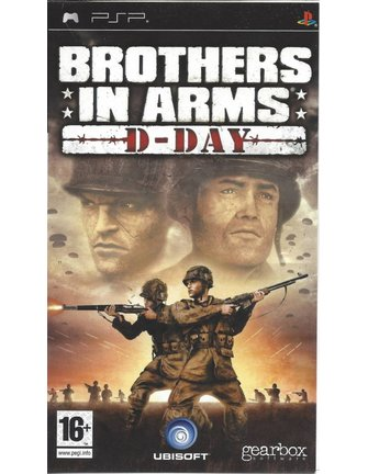 BROTHERS IN ARMS D-DAY für PSP