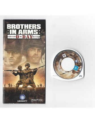 BROTHERS IN ARMS D-DAY voor PSP