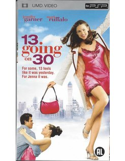 13 GOING ON 30 - UMD video for PSP