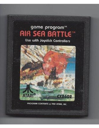 AIR SEA BATTLE für Atari 2600