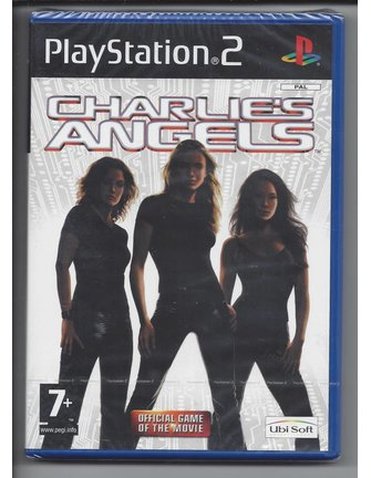 CHARLIE'S ANGELS für Playstation 2 PS2 - PAL - NEU