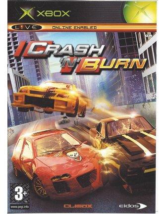 CRASH N BURN für Xbox