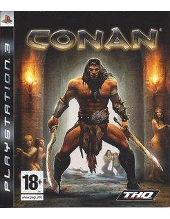 CONAN voor Playstation 3 PS3