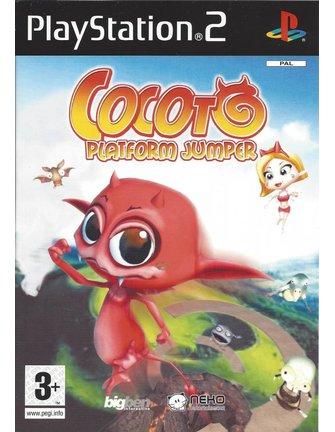COCOTO PLATFORM JUMPER voor Playstation 2 PS2