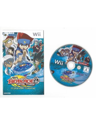 BEYBLADE METAL FUSION - COUNTER LEONE voor Nintendo Wii