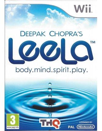 DEEPAK CHOPRA'S LEELA für Nintendo Wii