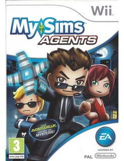 MYSIMS MY SIMS AGENTS for Nintendo Wii