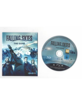 FALLING SKIES - THE GAME voor Playstation 3 PS3