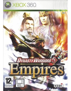 DYNASTY WARRIORS 5 EMPIRES für Xbox 360