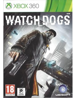 WATCH DOGS voor Xbox 360