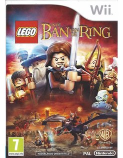 LEGO LORD OF THE RINGS - IN DE BAN VAN DE RING voor Nintendo Wii