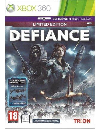 DEFIANCE voor Xbox 360