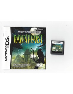 MYSTERY CASE FILES RAVENHEARST voor Nintendo DS