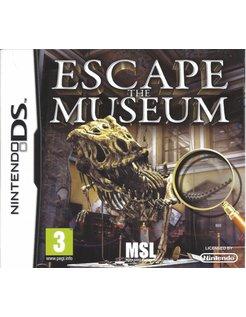 ESCAPE THE MUSEUM for Nintendo DS