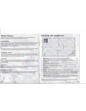 CALL OF DUTY MODERN WARFARE 3 für Playstation 3 PS3