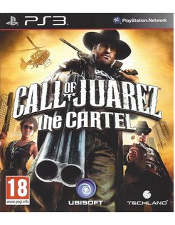CALL OF JUAREZ THE CARTEL für Playstation 3 PS3