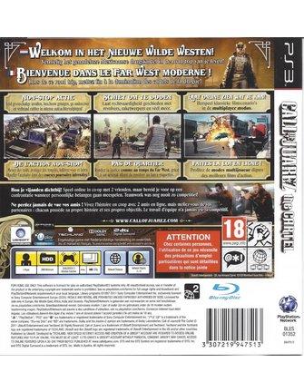 CALL OF JUAREZ THE CARTEL voor Playstation 3 PS3