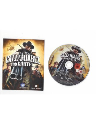 CALL OF JUAREZ THE CARTEL for Playstation 3 PS3