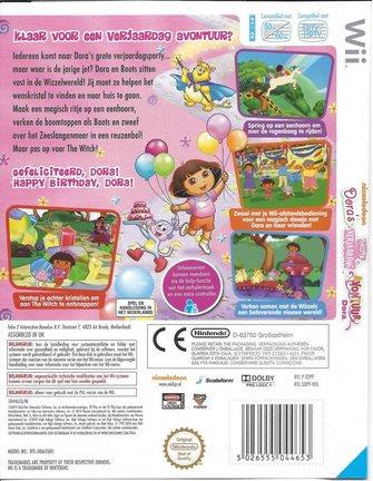 DORA'S GROTE VERJAARDAG AVONTUUR für Nintendo Wii