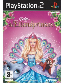 BARBIE ALS DE EILANDPRINSES for Playstation 2 PS2