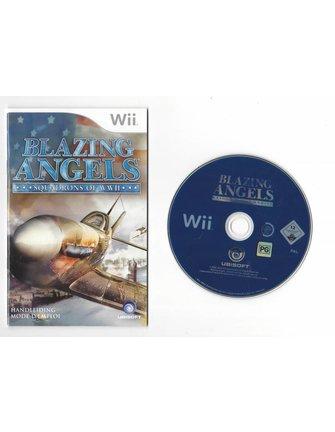 BLAZING ANGELS SQUADRONS OF WWII voor Nintendo Wii