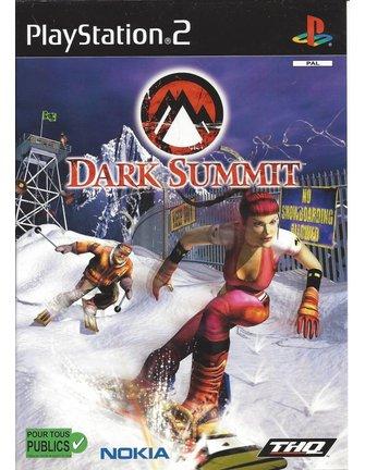 DARK SUMMIT voor Playstation 2 PS2